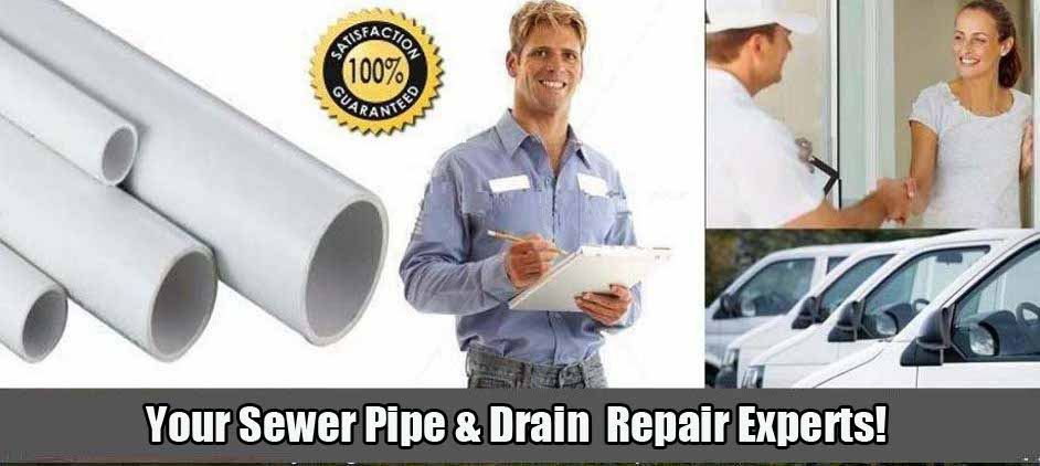 Blue Works, Inc. Sewer Drain Repair