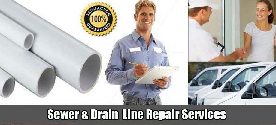 Blue Works, Inc. Sewer Line Repair